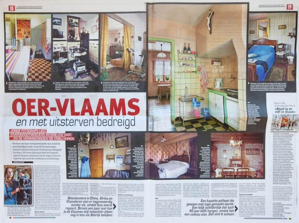 Het Laatste Nieuws - Vlaamse Interieurs