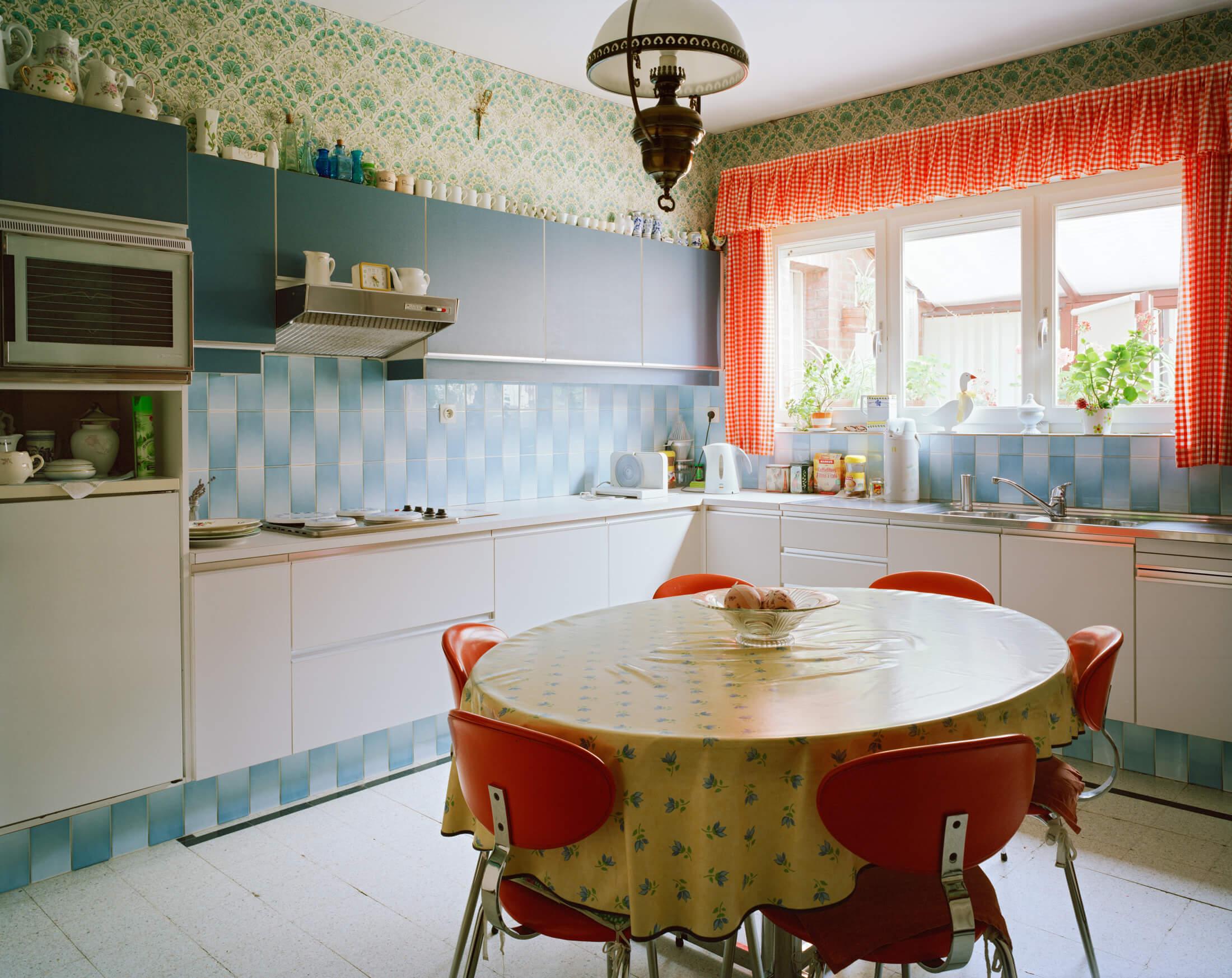 Flemish Interiors