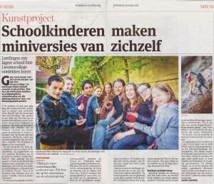 Gazet van Antwerpen, 22 april 2015