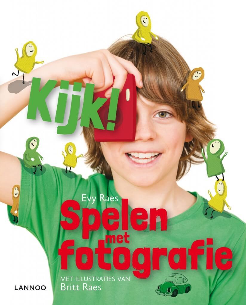 Boek Kijk! Spelen met fotografie